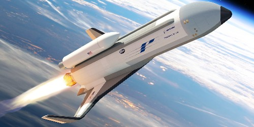 The US military and Boeing just teamed up to build a revolutionary spaceplane that can 'launch on demand'