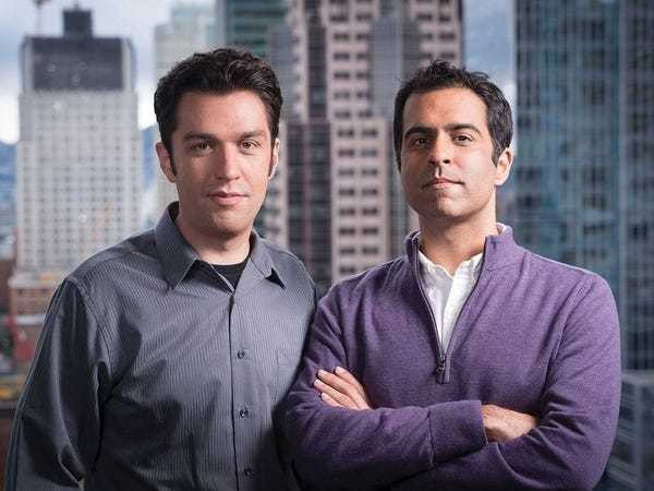 These Two Guys Built Dropcam To Catch A Dog — And Just Sold It For $555 Million - Business Insider