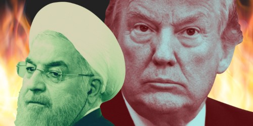 Experts worried Trump doesn't understand risk of war with Iran
