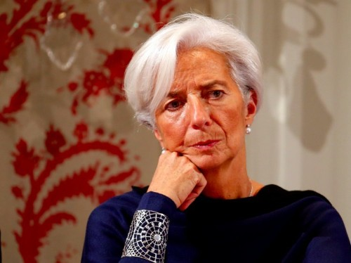 The IMF is starting to think that 'neoliberalism' has created an inequality problem