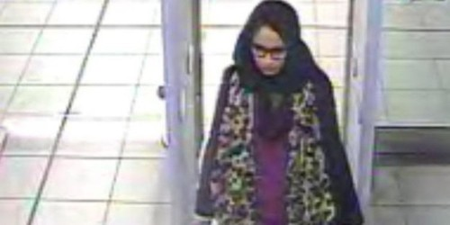 The British teen who ran away to join ISIS, but now wants to return to the UK, has given birth in Syria