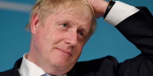 Boris Johnson accused of offensive remarks about Merkel and Varadkar