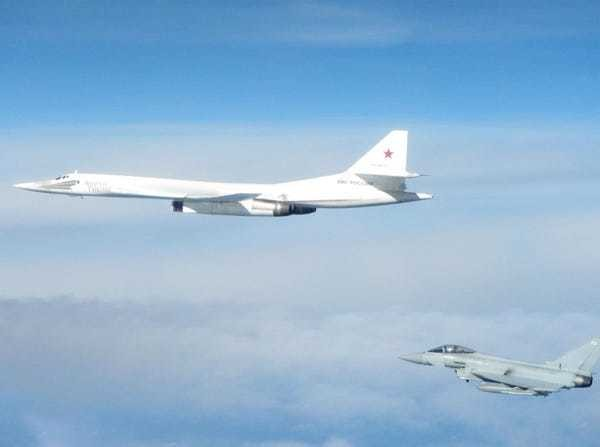 UK, France scramble fighter jets to meet 2 Russian nuclear bombers in 'act of aggression' - Business Insider