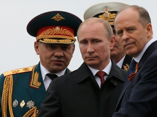 The successor of the KGB is reportedly stalling a huge deal involving US oil giant Schlumberger