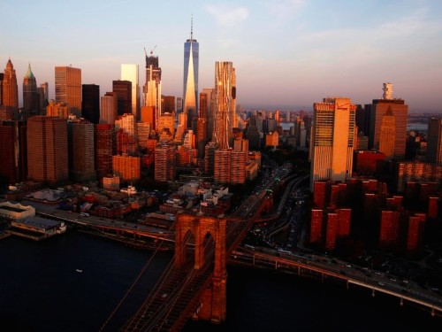 Financial services will 'more likely to relocate to New York than to the EU' after Brexit