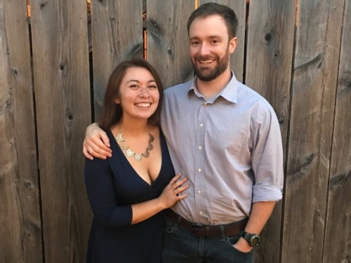 A married couple in their 20s explains how real estate investing is helping them pay back over $170,000 in student-loan debt