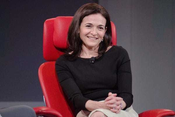 Sheryl Sandberg plans to donate her SurveyMonkey stock to her charity after IPO - Business Insider