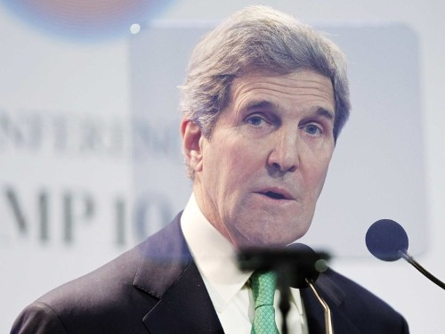KERRY: The Climate Crisis Is Here, And Republicans Are Threatening Us All