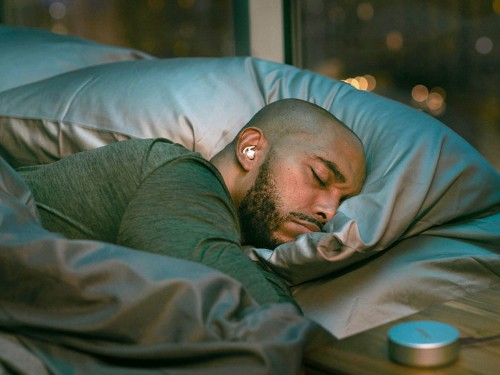 Bose now makes $250 noise-masking Sleepbuds that are comfortable enough for side sleepers — here's how they stacked up against NYC's noise