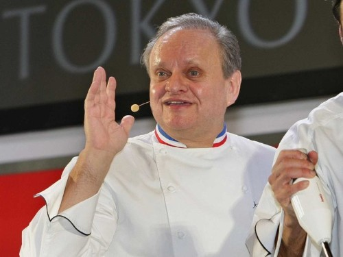 Here's What Top Chef Joël Robuchon Eats For Breakfast