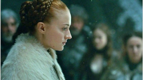 The biggest scene on Sunday's 'Game of Thrones' was toned down dramatically from the books