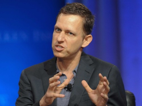4 unconventional tips on starting a business from Peter Thiel
