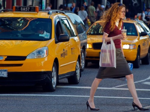 Taxis are still beating Uber and Lyft in New York City