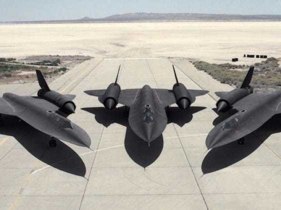 The SR-71 Blackbird's ultra-secret successor may soon hit the skies - Business Insider