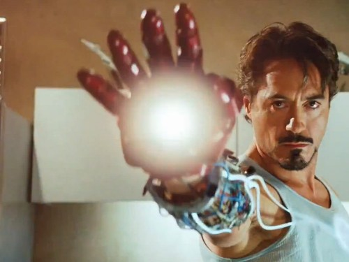A fan made his own 'Iron Man' suit