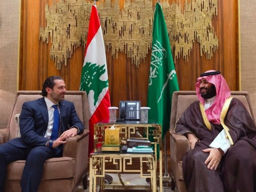 It looks like Saudi Arabia removed Lebanon's prime minister — and it may be the first move in starting a war