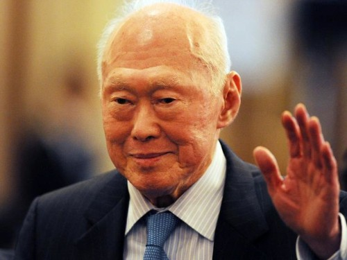 Death of Lee Kuan Yew: Live Report