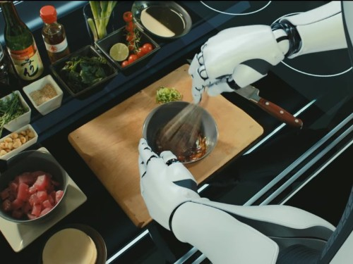 The world's first robot kitchen is coming