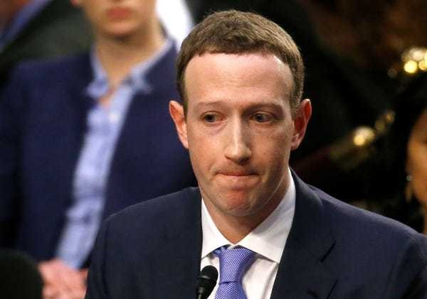 Heads ought to roll at Facebook over the Soros smear — starting with Zuck's - Business Insider