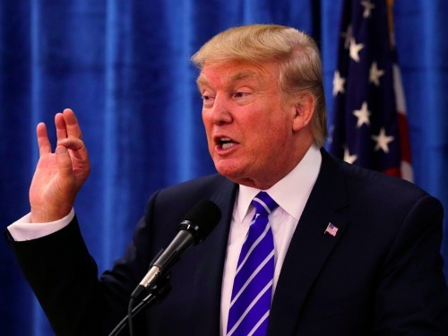 Donald Trump wants to wage economic war on Mexico to get them to pay for a border wall