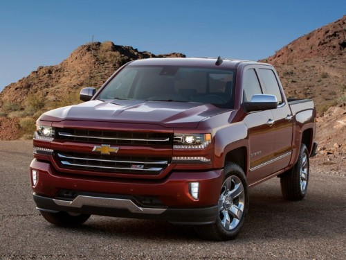 Most stolen cars in the US include pickup trucks, Dodge Charger