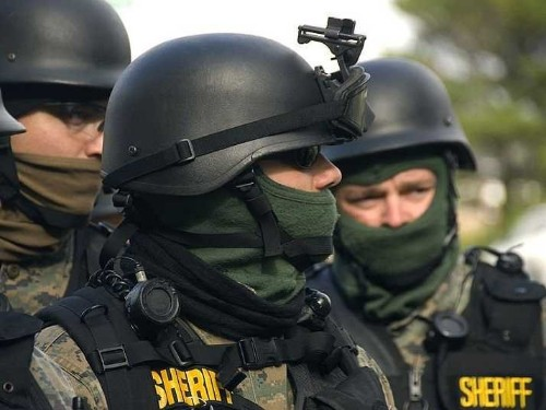 Why America's Police Are Becoming So Militarized