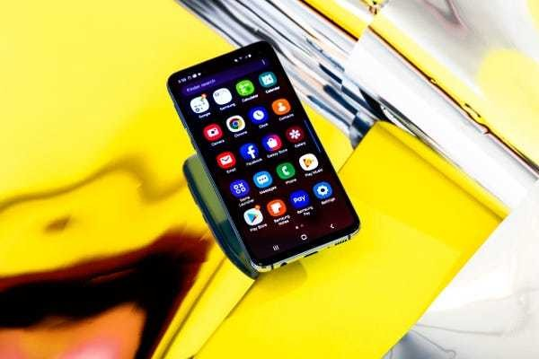 How to set a custom ringtone on a Samsung Galaxy S10 - Business Insider