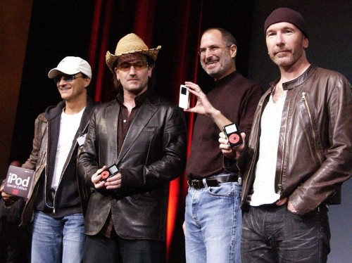 The $40 Billion Reason Apple Is Giving Away That U2 Album For Free