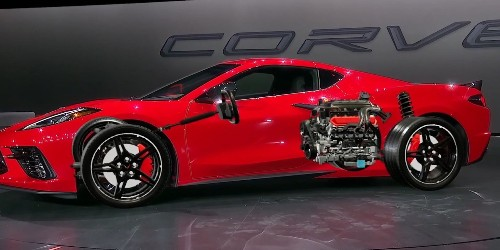 How the new Chevrolet Corvette went from sports car to supercar