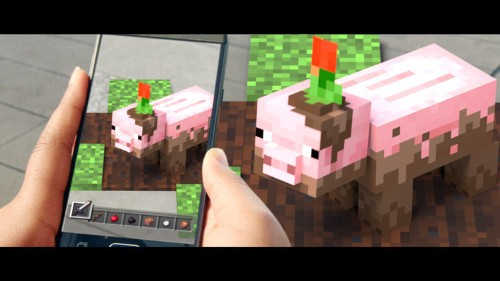 'Minecraft Earth' smartphone game is like 'Pokémon Go', will be free
