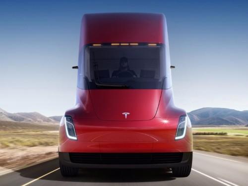 UPS just pre-ordered 125 Tesla Semis