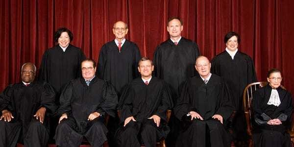 Where the Supreme Court justices went to college - Business Insider
