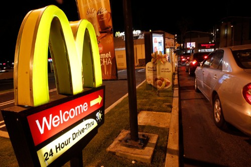 McDonald's Is Finally Addressing Its Insanely Long Drive-Thru Lines