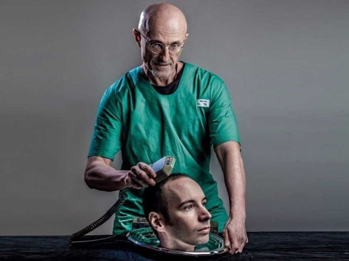 An Italian surgeon has renewed his promise to perform the world's first head transplant after a 'proof-of-concept' experiment on a dog