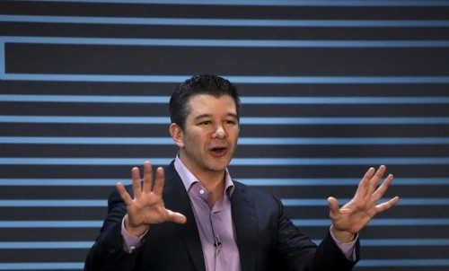Uber is raising another $1 billion and could soon be worth $70 billion