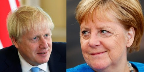 Germany set to reject Boris Johnson's latest Brexit demands as he travels to Berlin