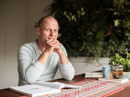 Tim Ferriss: 'You are the average of the five people you most associate with'