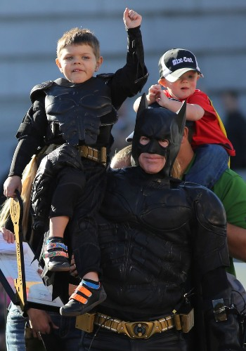 San Francisco Turns Into Gotham To Make A 5-Year-Old's Dream Come True And It's The Most Heartwarming Thing You'll See All Year