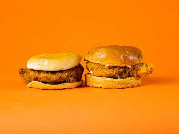 Popeyes did not convince Chick-fil-A to stop controversial donations - Business Insider