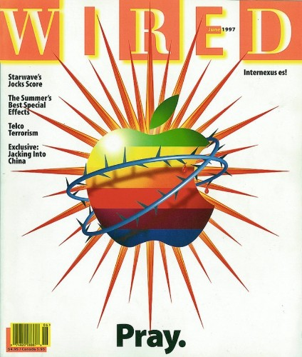 All the things Wired got hilariously wrong in its legendary 1997 story on how to 'save' Apple