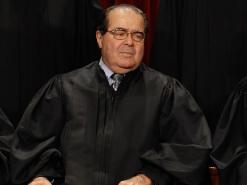Scalia Comes To Brooklyn, Drops Huge Hint About NSA Surveillance And The Supreme Court