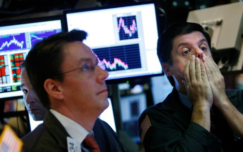 Growing fear in global markets is a sign strong gains could be on the way