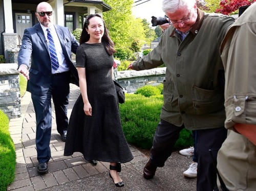 Huawei founder reportedly expects daughter Meng Wanzhou to go to jail