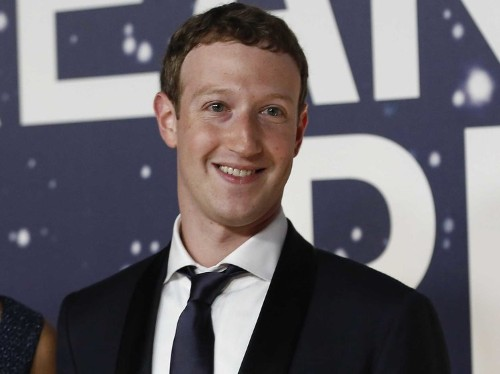 Mark Zuckerberg Has Chosen An Aggressive New Year's Resolution For 2015