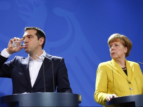 It's make-or-break time for Greece