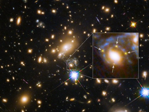 Bizarre physics doubted by Einstein just led to the first-ever prediction of a supernova