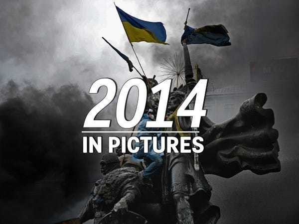 The 50 Most Unforgettable Photos Of 2014 - Business Insider