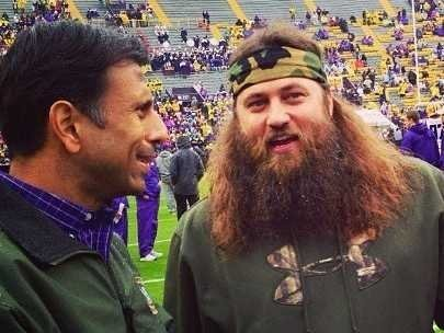 Louisiana Gov. Bobby Jindal Is Making A Cameo On 'Duck Dynasty'