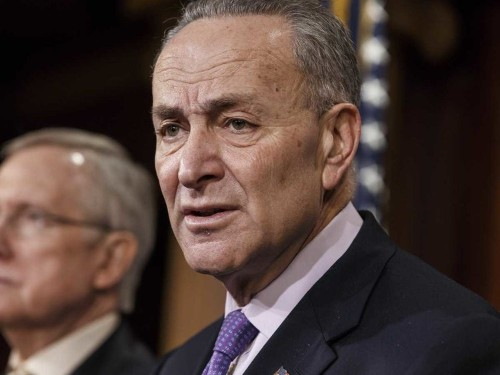 Chuck Schumer Has A New Plan To Destroy The Tea Party