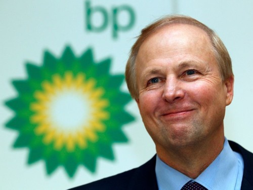 BP is showing other oil companies how it's done